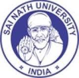 SAI NATH UNIVERSITY