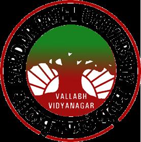 SARDAR PATEL UNIVERSITY, VALLABH VIDYANAGAR