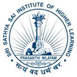 SRI SATYA SAI INSTITUTE OF HIGHER LEARNING, ANANTPUR