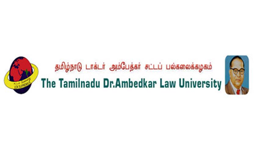 TAMIL NADU DR. AMBEDKAR LAW UNIVERSITY, CHENNAI