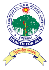 TAMIL NADU DR. M.G.R. MEDICAL UNIVERSITY , CHENNAI