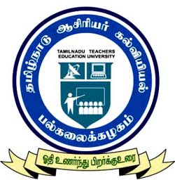 TAMIL NADU TEACHER EDUCATION UNIVERSITY, CHENNAI
