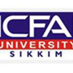 THE INSTITUTE OF CHARTERED FINANCIAL ANALYSTS OF INDIA UNIVERSITY, SIKKIM