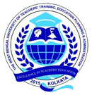 THE WEST BENGAL UNIVERSITY OF TEARCHERS TRAINING, EDUCATION PLANNING AND ADMINISTRATION