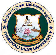 THIRUVALLUVAR UNIVERISTY, VELLORE