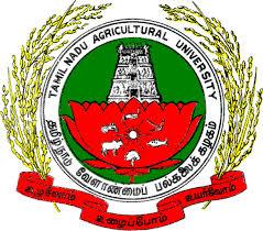 TAMILNADU AGRICULTURAL UNIVERSITY, COIMBATORE