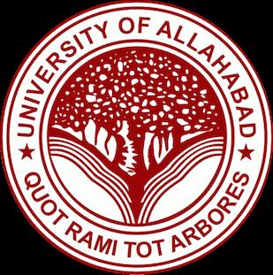 UNIVERSITY OF ALLAHABAD, ALLAHABAD