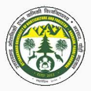 UTTARAKHAND UNIVERSITY OF HORTICULTURE AND FORESTRY, BHARSAR
