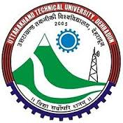 UTTRAKHAND TECHNICAL UNIVERSITY, DEHRADUN