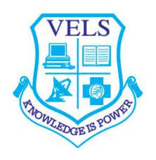 VELS INSTITUTE OF SCIENCE, TECHNOLOGY AND ADVANCED STUDIES, CHENNAI